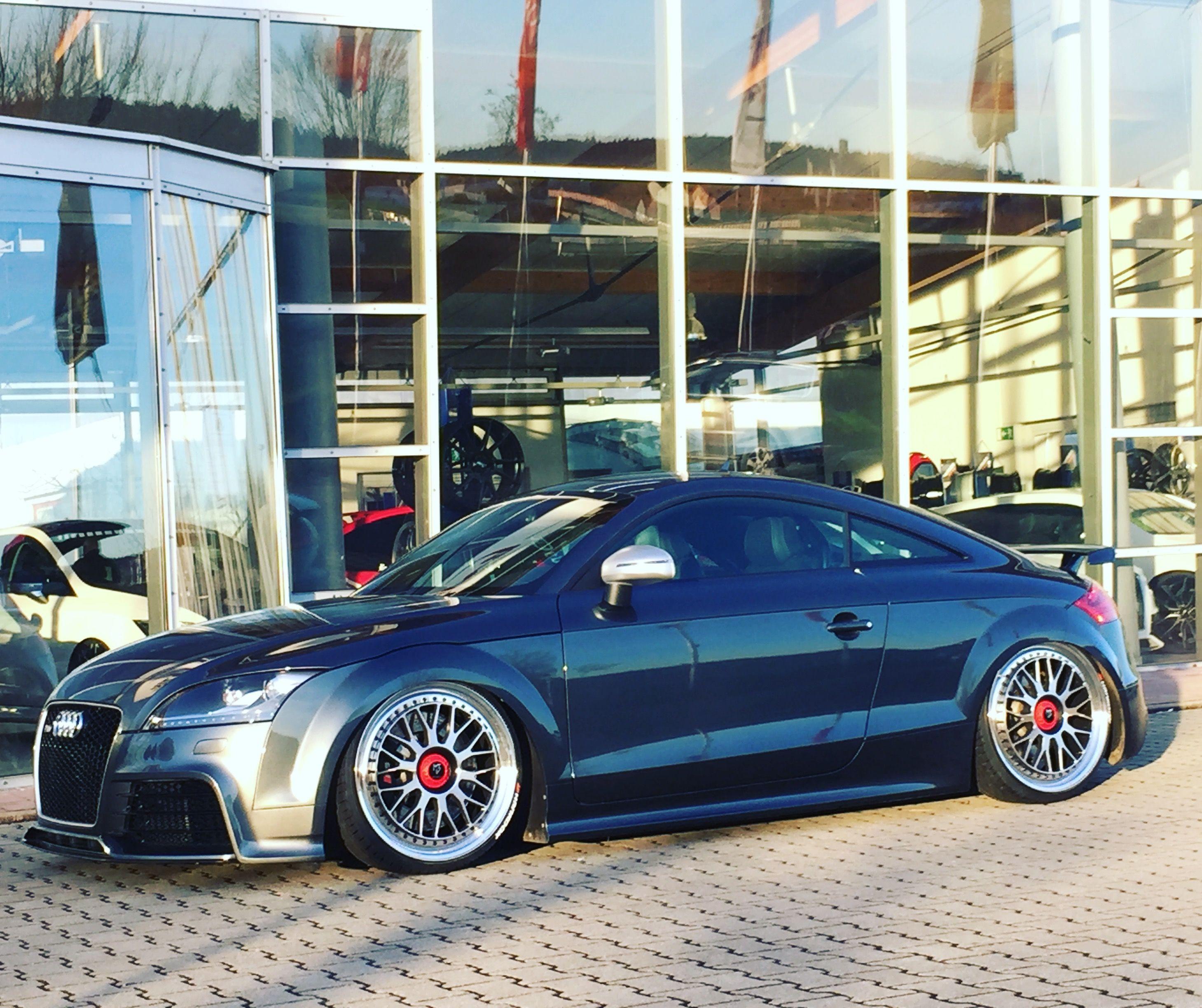 Audi TT RS Audi