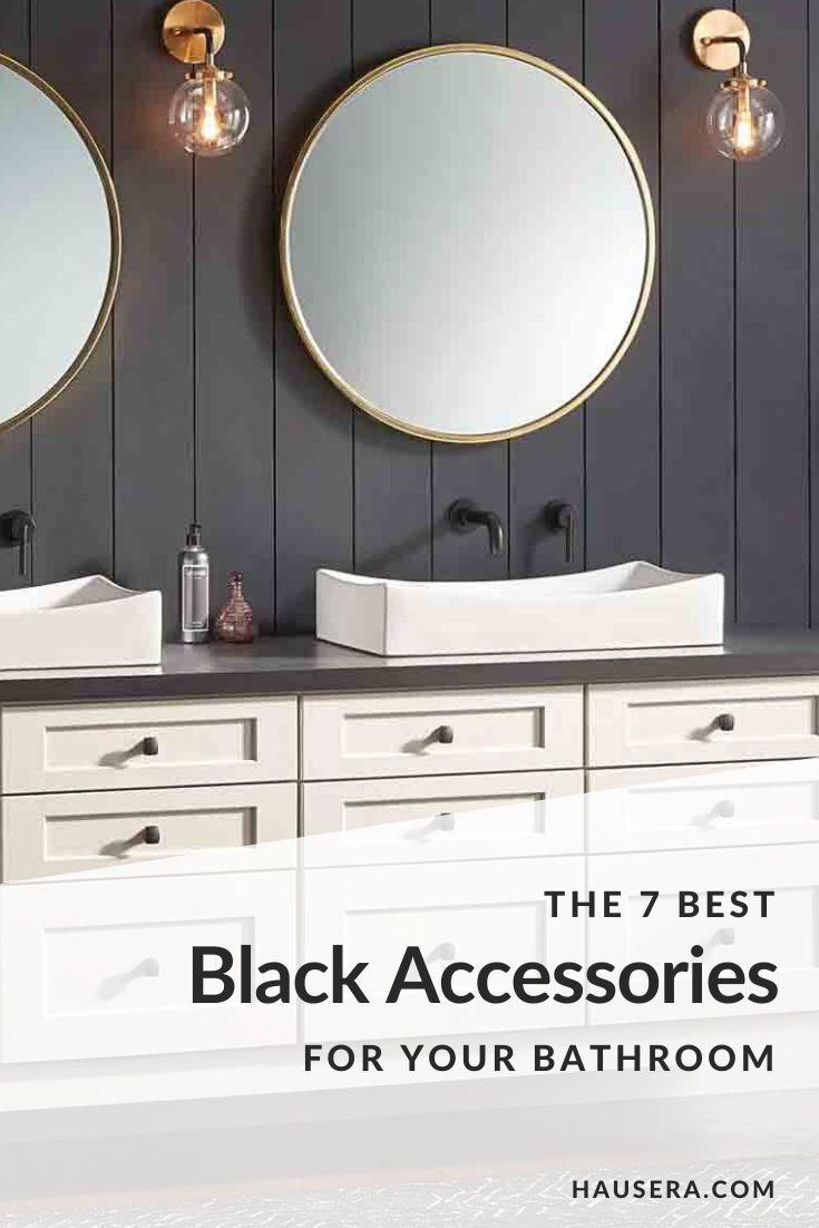 7 Best Black Bathroom Accessories In The Market Today in ...
