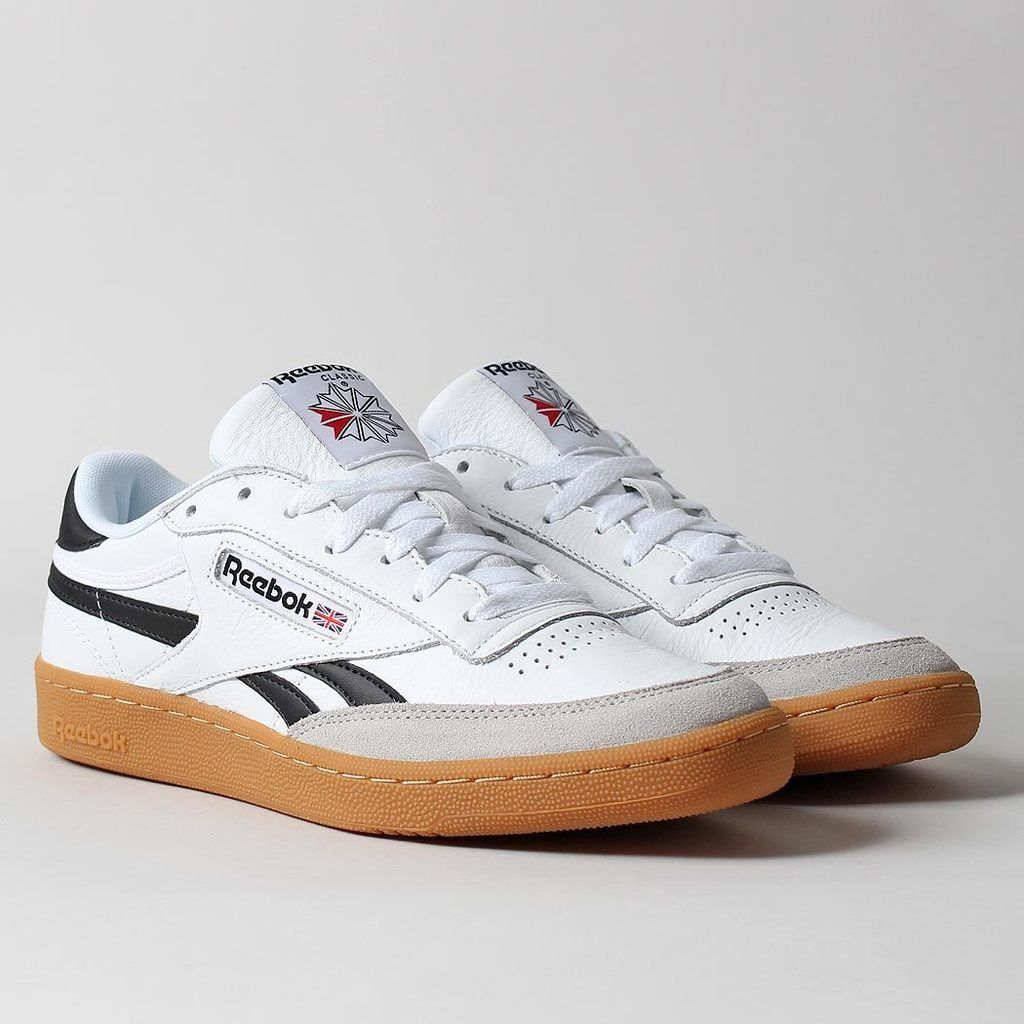 2880ad7c9af Reebok Revenge Plus Gum Shoes