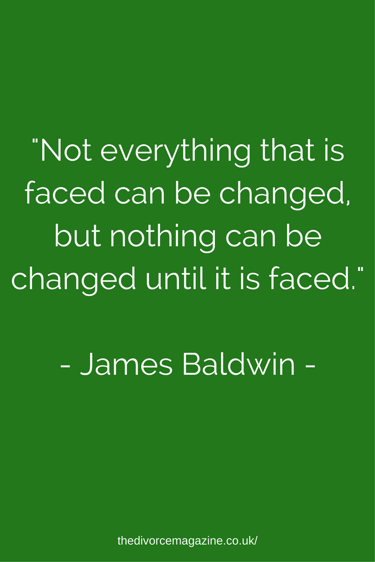 Divorce Quotes James Baldwin Quote  Coping And Dealing With Divorce  Quotes