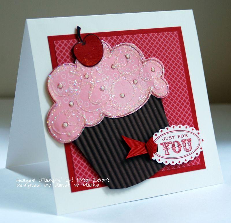 Stampin Up Birthday Card Ideas – Cupcake Birthday Cards