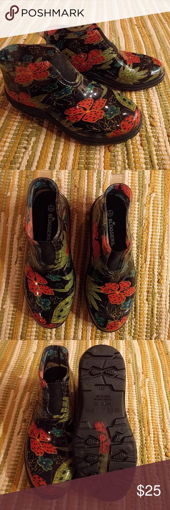 BNWOT Sloggers Waterproof Ankle Boots | My Posh Picks | Pinterest