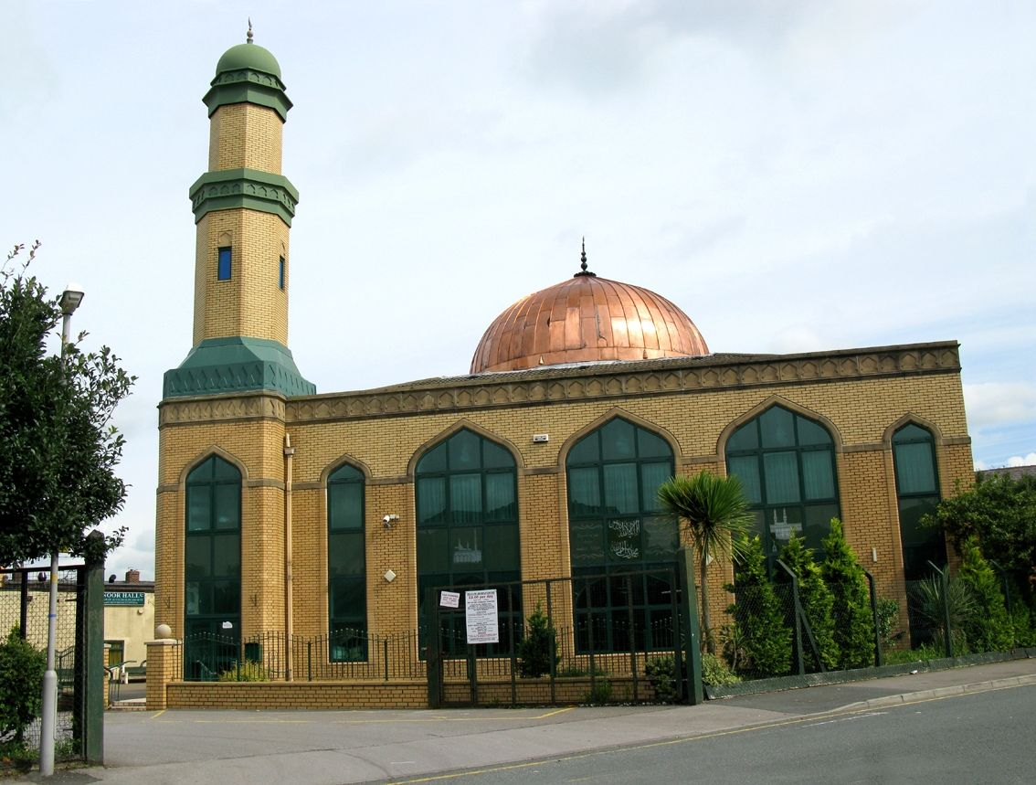 Preston Angleterre Masjid An Nour Mosque In Preston England Mosque Africa Europe