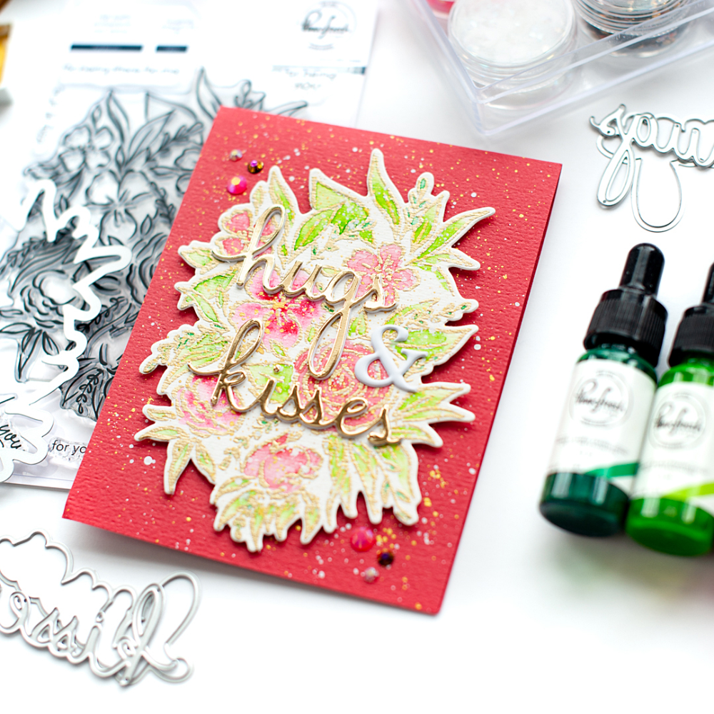 Pinkfresh Studio January 2020 Stamp & Die Release Blog Hop