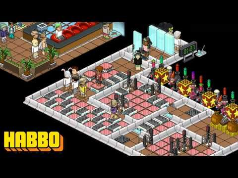 Virtual Games Created By Habbo Users That Is True Creative People