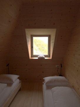 St Gotthard Hospiz wood rebuild of altes hospiz st gotthard pass miller and maranta