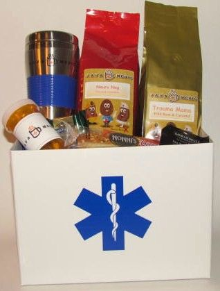 EMS Gifts and Gift basket for EMTu0027s Paramedics or First Responders & EMS Gifts and Gift basket for EMTu0027s Paramedics or First Responders ...