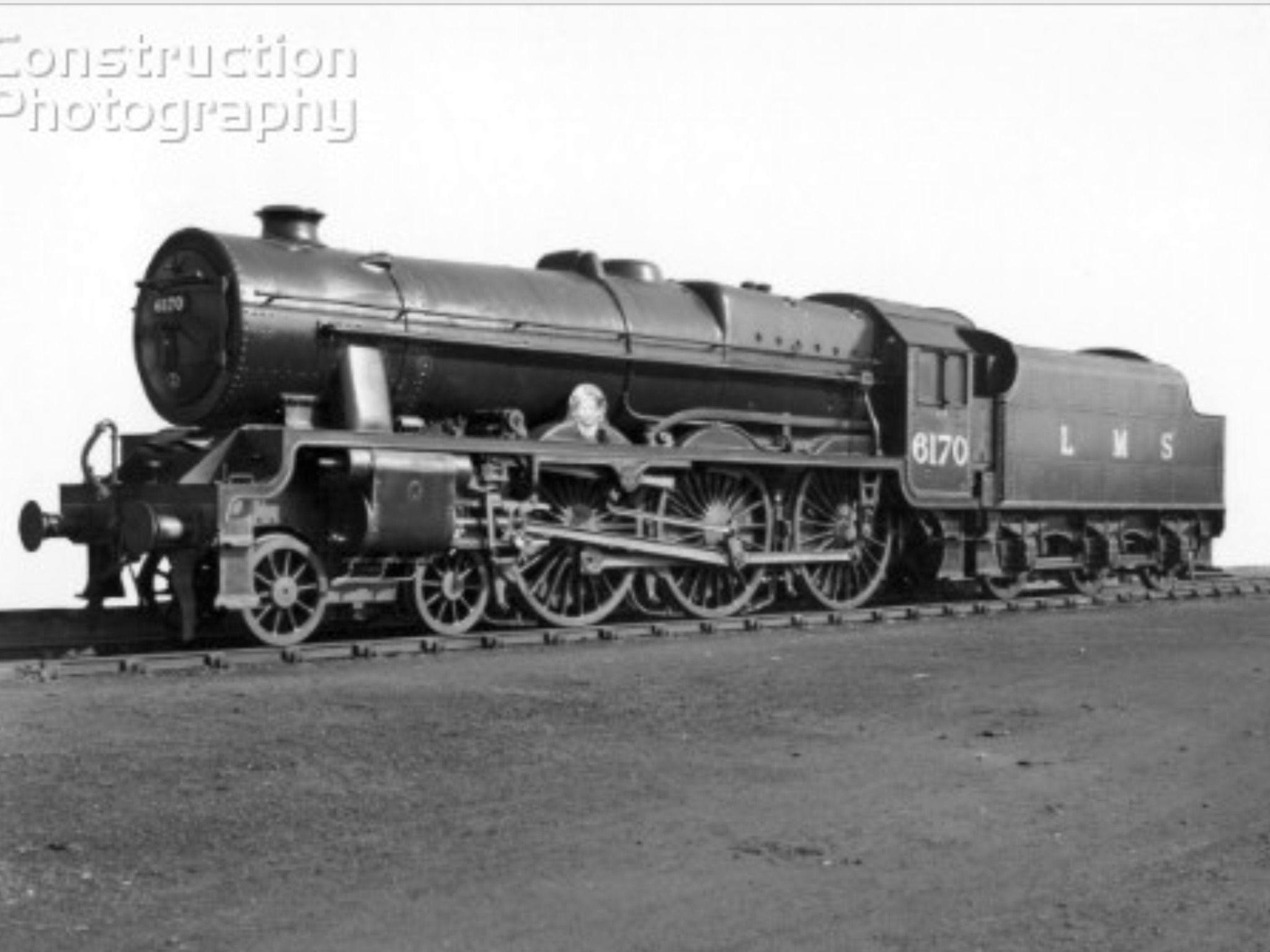 46170 (6170) British Legion.