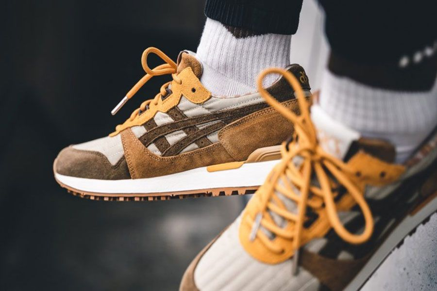 accf826ca3d8 YMC x ASICS GEL-LYTE XT You Must Create (Sand Brown Storm) 2 ...