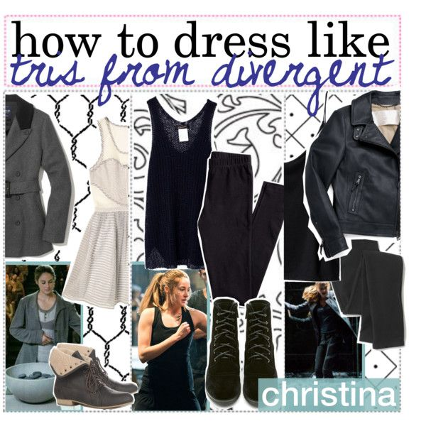 how to dress like tris from divergent   Fashion tips   Pinterest ...