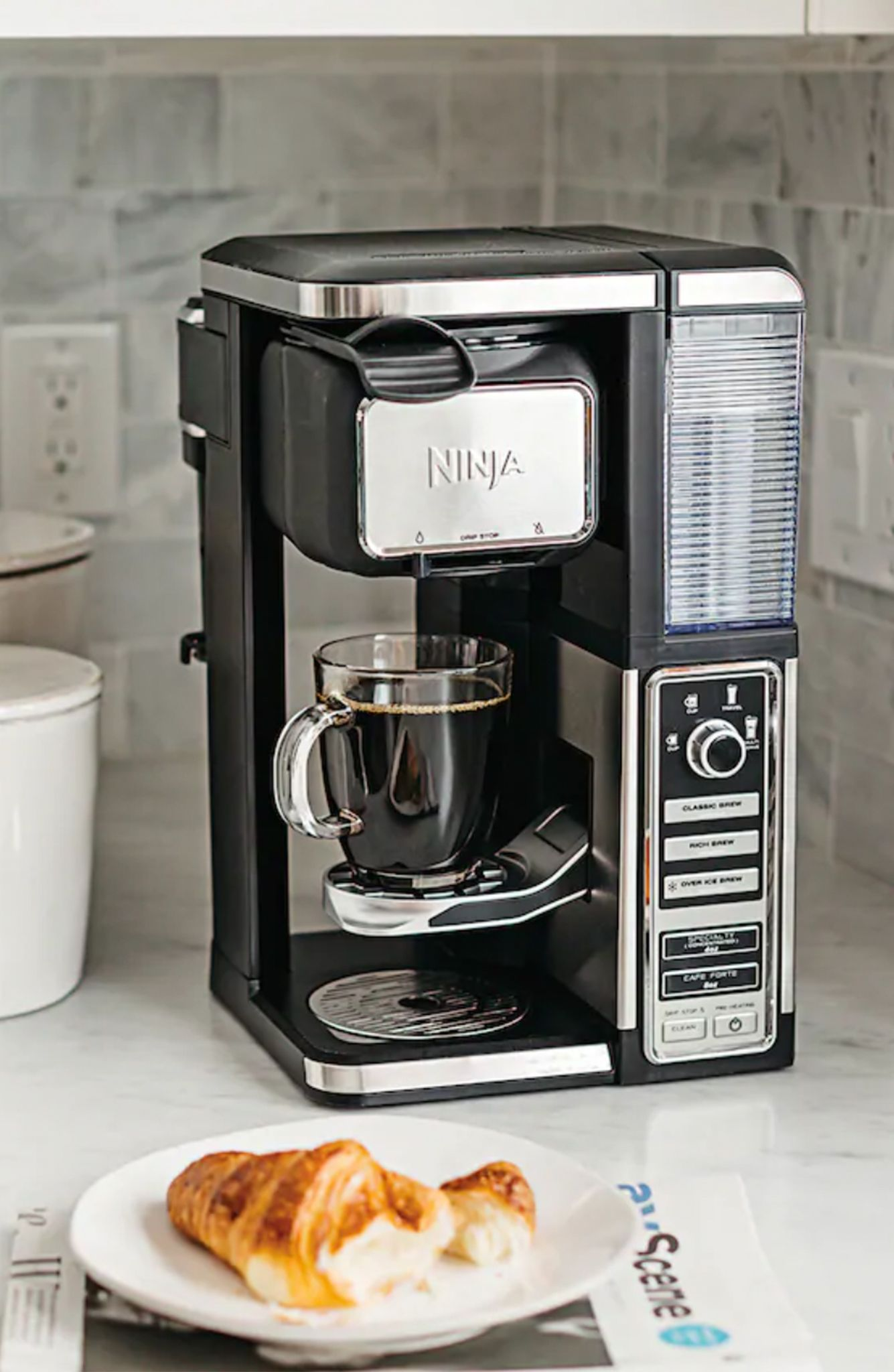 Ninja Coffee Bar SingleServe System Just 62.99 Shipped