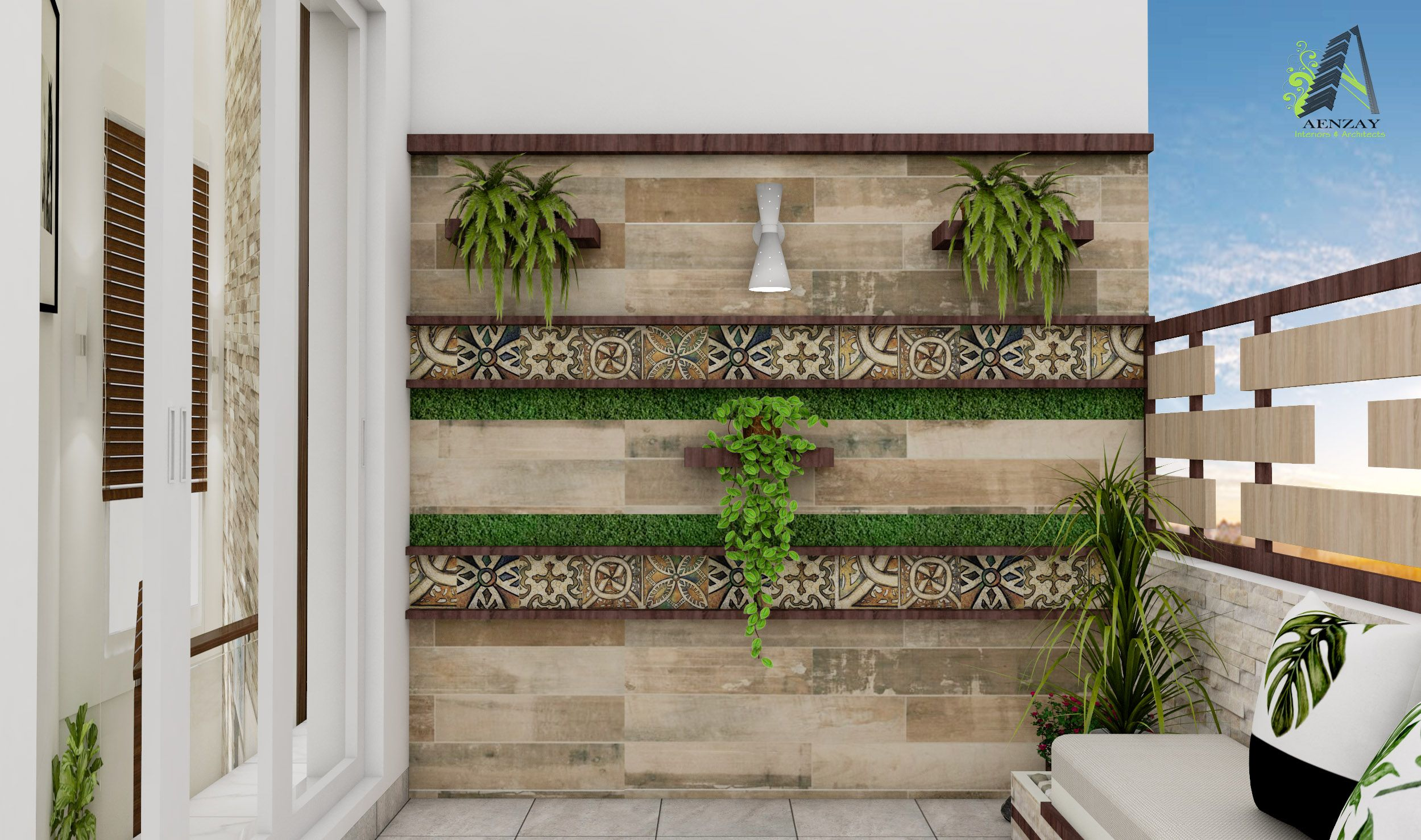 Terrace Design By Aenzay Interiors Architects We Provide Home Design In Pakistan Terrace Design Interior Architect Best Architects