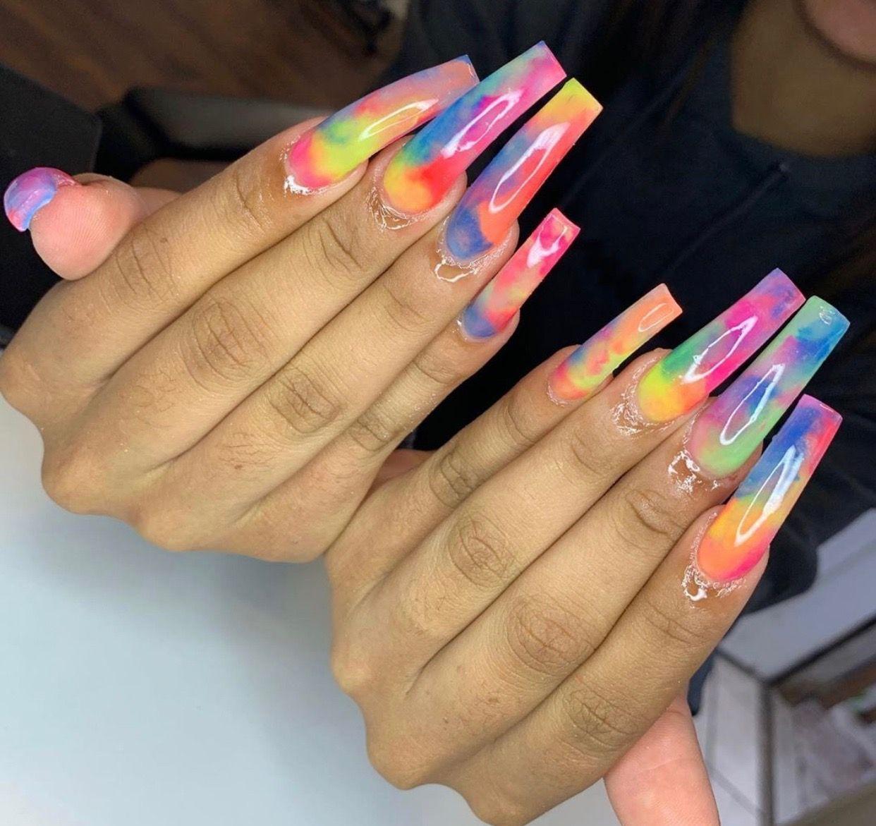 NailPorn : Photo | Finger nail art, Toe nail art, Ombre nails
