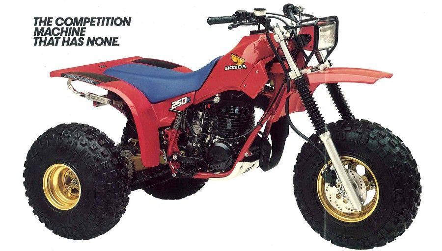 Honda ATC ATV 3 Wheeler ATC250R  Fun one to ride   Atc