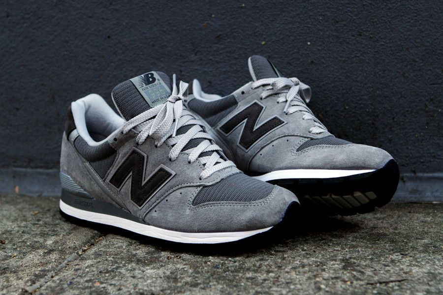 New Balance 996 - Grayscale
