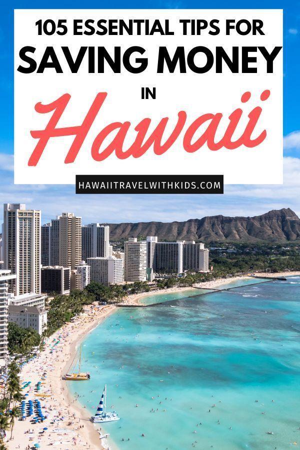 105 Tips for Hawaii on a Budget | Hawaii Travel with Kids -  Sticker shocked whe...#budget #hawaii #kids #shocked #sticker #tips #travel #whe