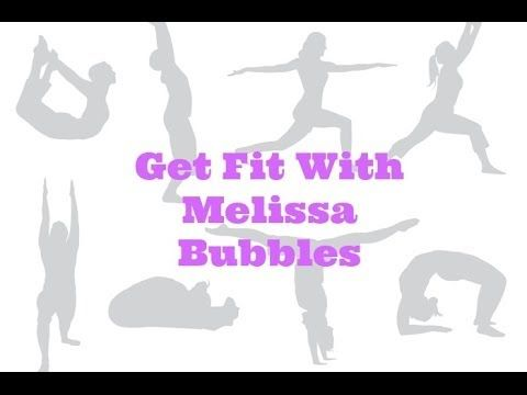 Get fit with Melissa Bubbles