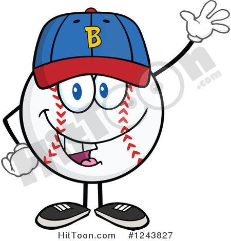 Baseball Clipart 1243827 Clip Art Baseball Basketball Art