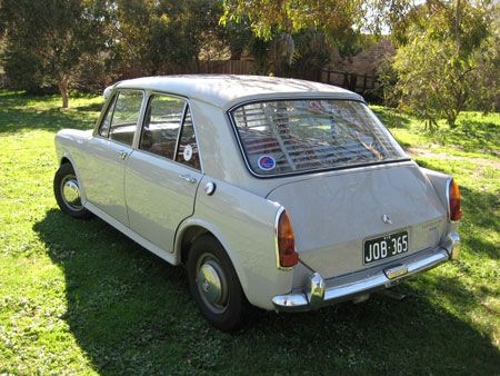 Morris 1100 In Australia Car Profile Morris British Motors Car