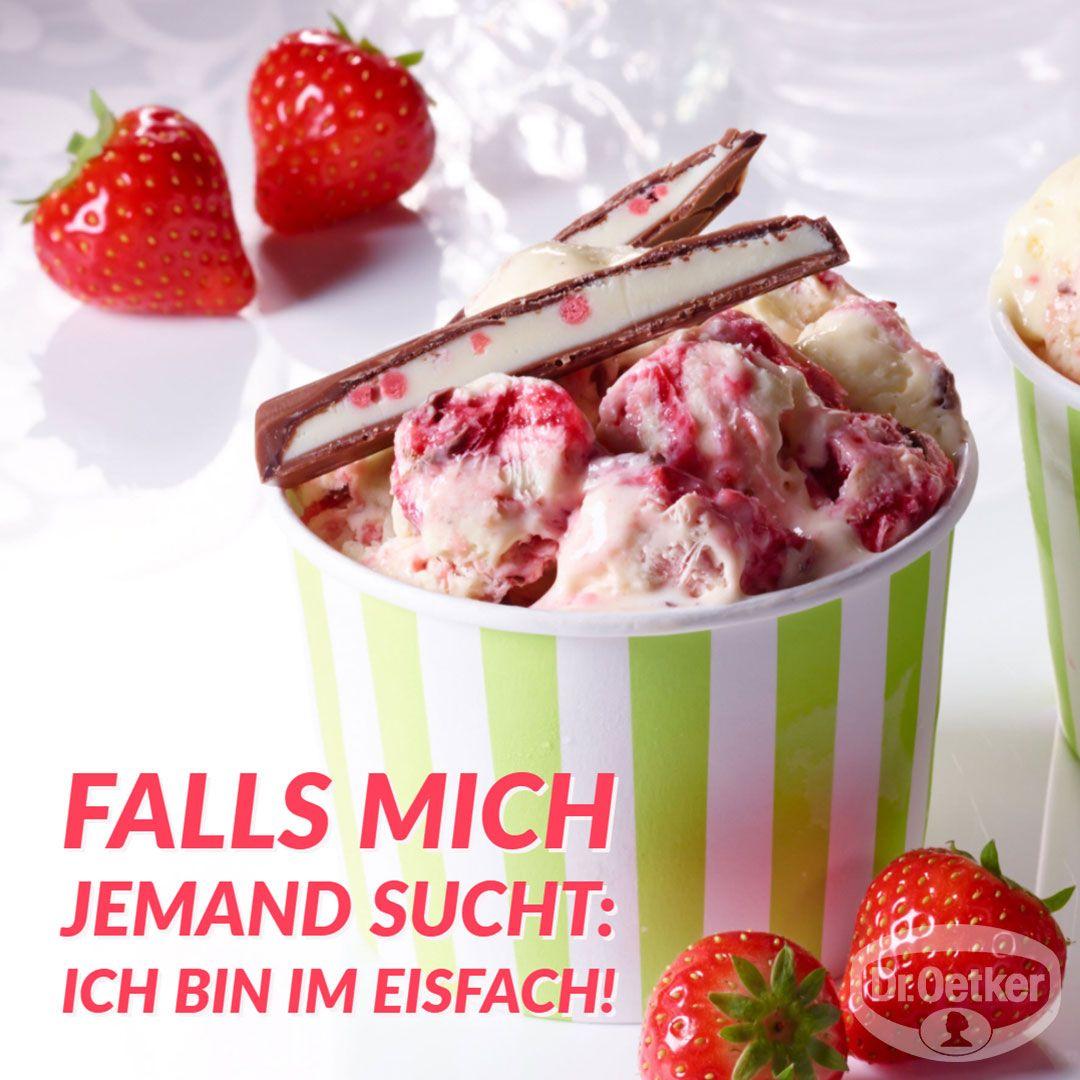 Strawberry Vanilla Eis