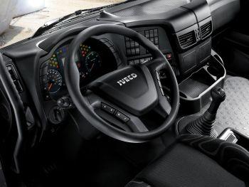 Dashboard Iveco Trakker Hi Land 500 8x4 2013 N V Trucks I Love