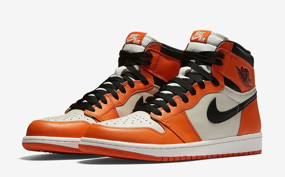 52512897290 Air Jordan 1 Retro High OG Reverse Shattered Backboard Size 15 #Nike # BasketballShoes