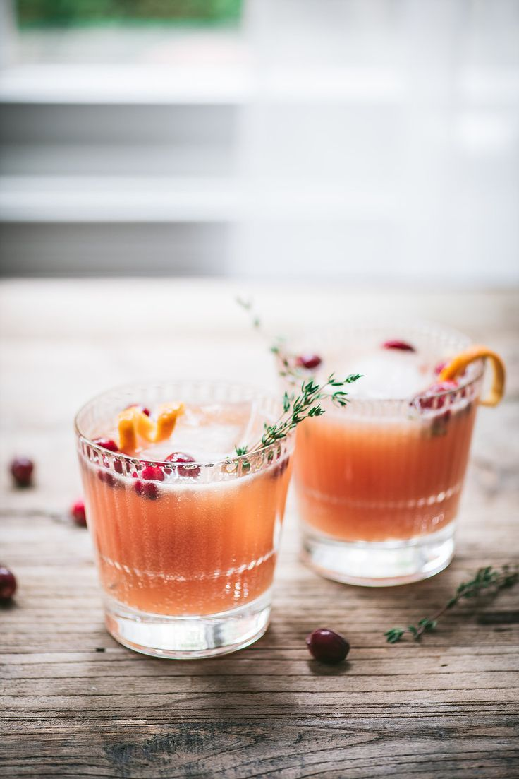 Photo of Cranberry Orange Whiskey Cocktail | Crowded kitchen Home | Find an ethical home … – Trend Ideas Blog