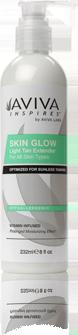 Hedlux - Aviva Inspires™ Skin Glow Light Tan Extender, $33.00     #spraytan #beauty #tanning #avivainspires #avivalabs    Use code: LUXLOVE for 25% retail purchases.    (http://www.hedlux.com/aviva-inspires-skin-glow-light-tan-extender/)
