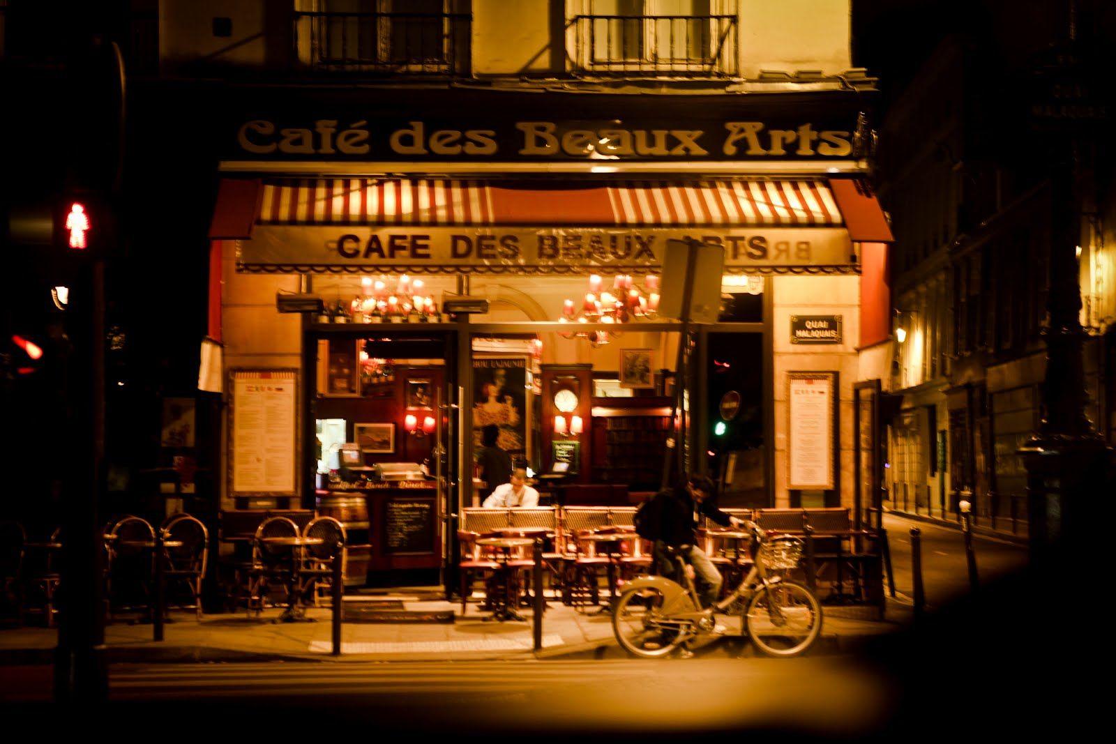 Pin by La Petite France Bakery Cafe on Parisian Cafes ...