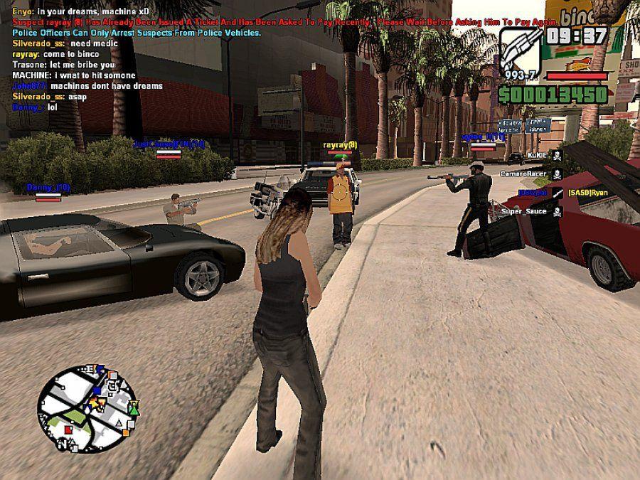 San Andreas Multiplayer Free Download Downloada2z Com San Andreas Command Conquer 3 San