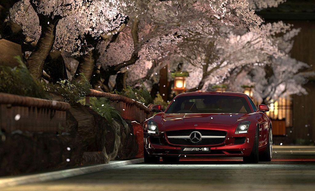 Mercedes-Benz SLS AMG Coupé