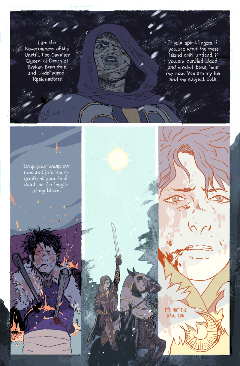 Winter in Hieron Ep 17