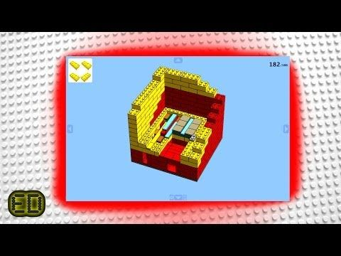 Instructions Lego Candy Machine V40 Youtube Project Fair Ideas