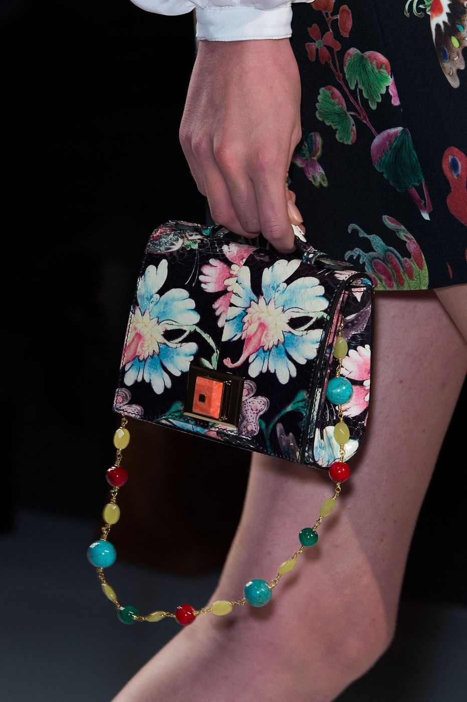 Andrew Gn | London Fashion Week | Spring/Summer... - welcome in the world of fashion