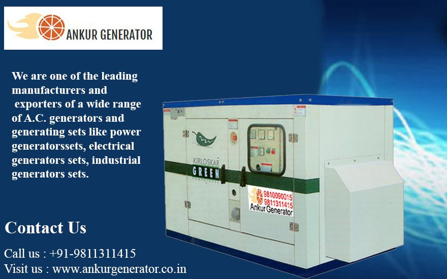 Http Www Generatorhiring Co In Services Php We Provide High Precision Engineered Gensets And Generators Industrial Generators Diesel Generators Generation