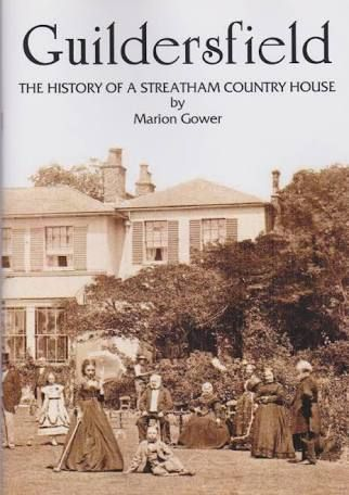 "This book is about ""Guildersfield"" at Streatham , the home of John Hancock and his family during the 1880's. It is here that Walter was living when he married Winnie."