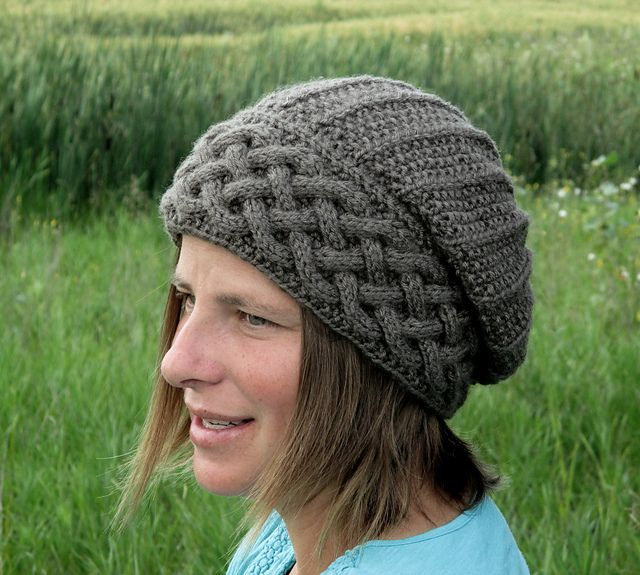 Song Of Peace Slouch Hat Pattern By Lara Simonson Slouch Hats