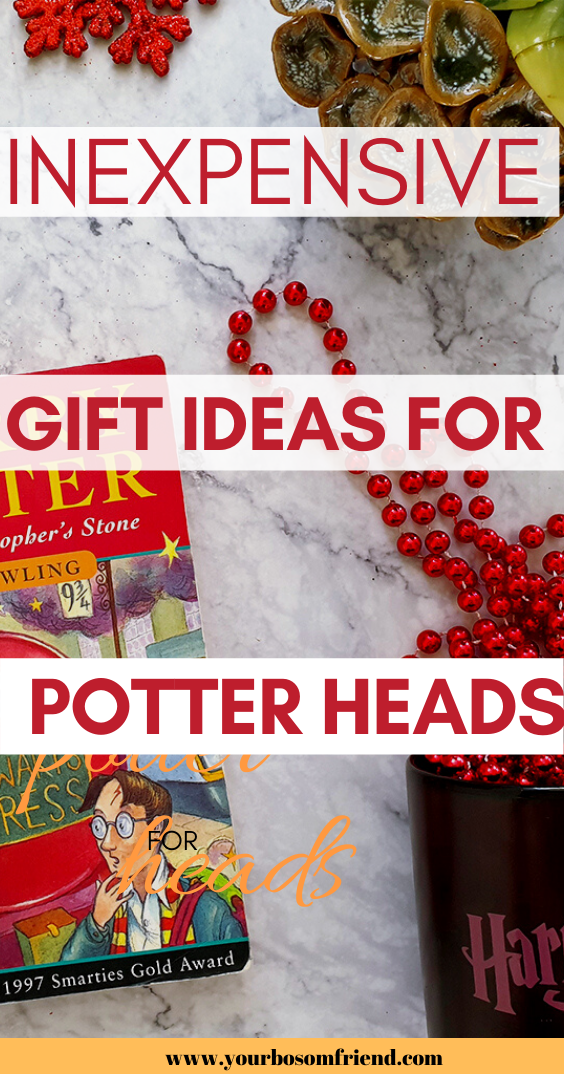 19 Harry Potter Gift Ideas That Will Impress The Ultimate Fan