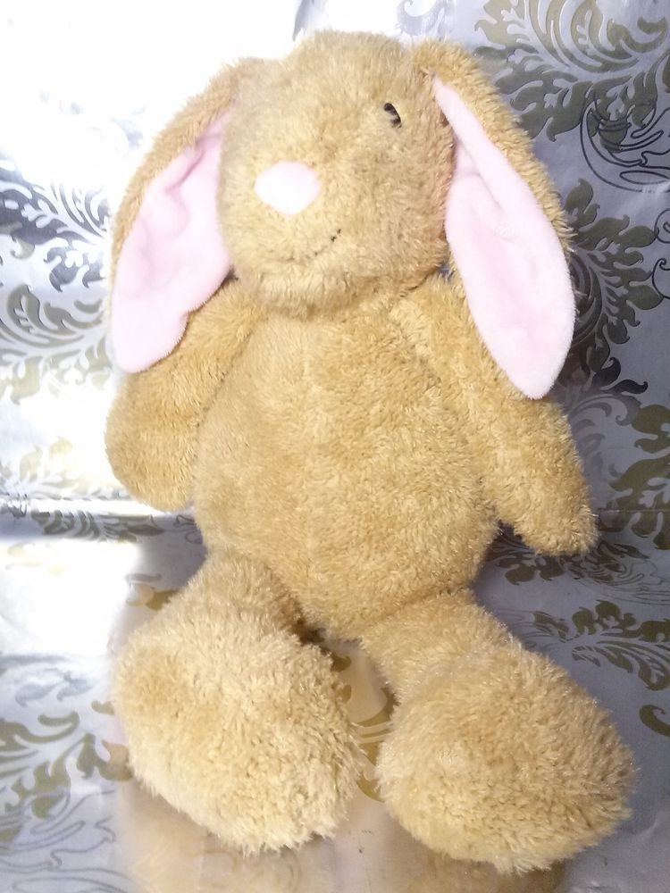 Hallmark Henley the Huggable Bunny Rabbit Soft Stuffed Animal Plush Toy