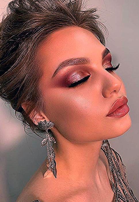 Photo of 32 wunderschöne Rose Gold Make-up-Ideen, die Sie zum Leuchten bringen! – Seite 26 von 32 – Ge…