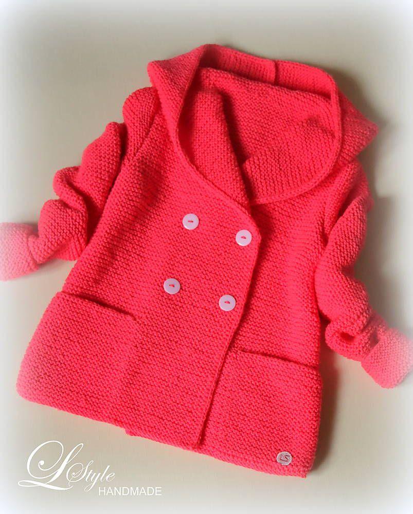Detské oblečenie - kabátik