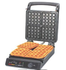 Chef S Choice 854 Clic Pro 4 Square Waffle Maker