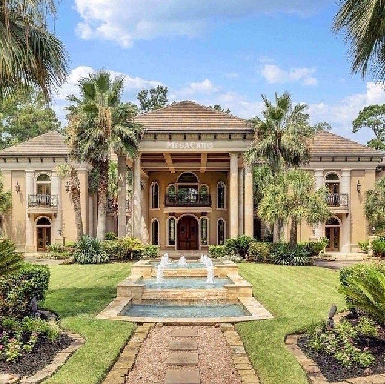 Tuscan house designs pinterest casas mansiones y arquitectura tuscan thecheapjerseys Choice Image