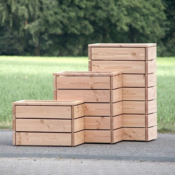 pflanzkasten pflanzk bel kr uterbeet hochbeet uvm aus wetterfestem holz douglasie made. Black Bedroom Furniture Sets. Home Design Ideas