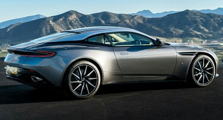 2017 Aston Martin DB11. City CarAston ...