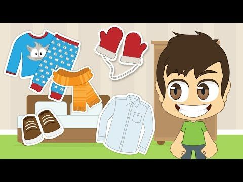 Learn Clothes In Arabic For Kids تعلم اسماء الملابس باللغة العربية للأطفال Learning Arabic Learn Arabic Online Arabic Lessons