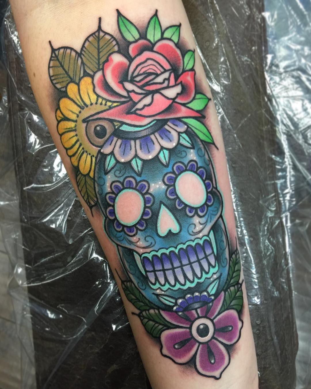 Awesome incredible floral tattoo designs for men the latest