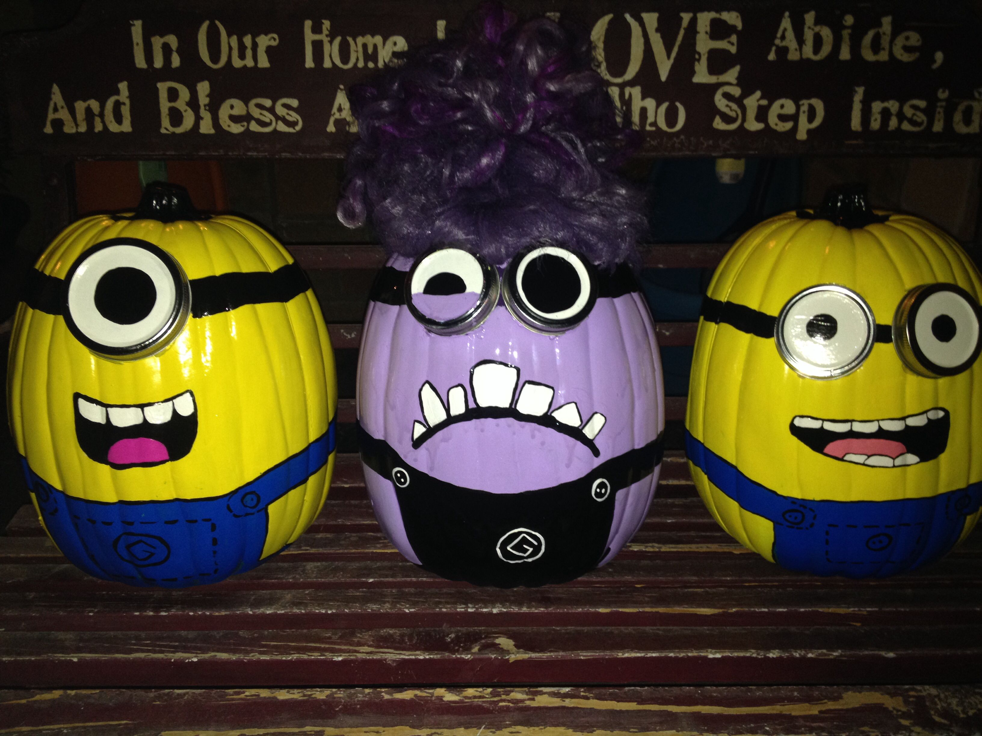minion pumpkins kids pinterest holidays halloween ideas and