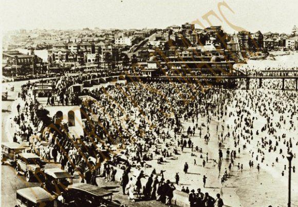 R116 Coogee Beach 1928
