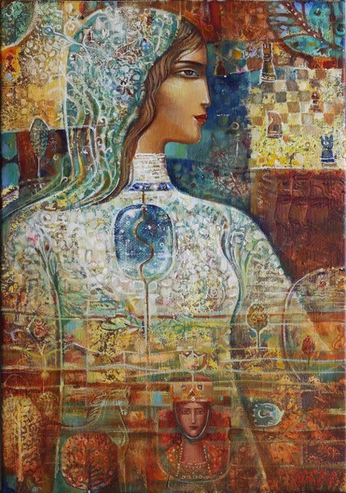 Valeri Tsenov (Bulgaria)   Arte folk, Arte, Pinturas